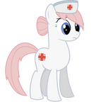 Nurse Redheart is confused