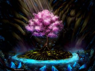 Idraia Tree by SunayaART