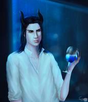 Demonic Wine