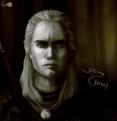 Geralt of Rivia (young ver.)