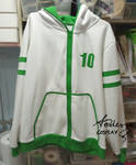 Ben 10 omniverse hoodie by Aedes-cosplay