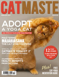 Catmaste Magazine Cover