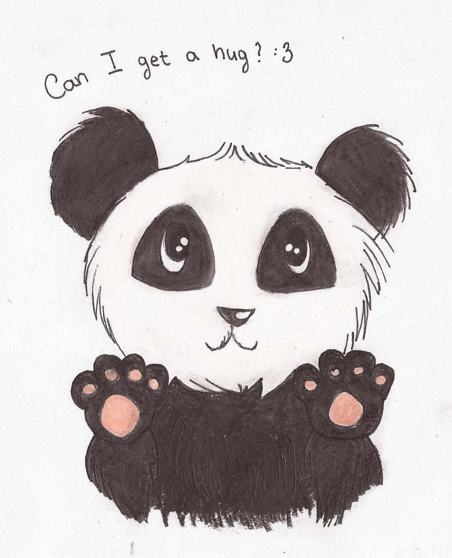 Панды прикольные рисунки