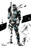 MGS1_Solid Snake