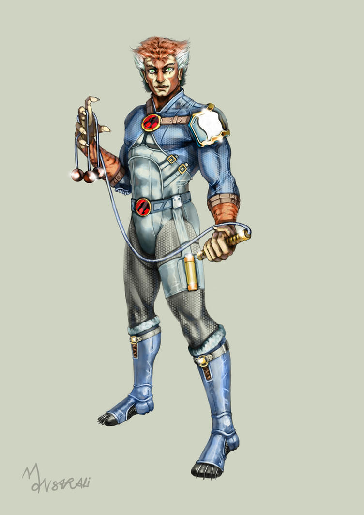 Thundercats Tygra Costume