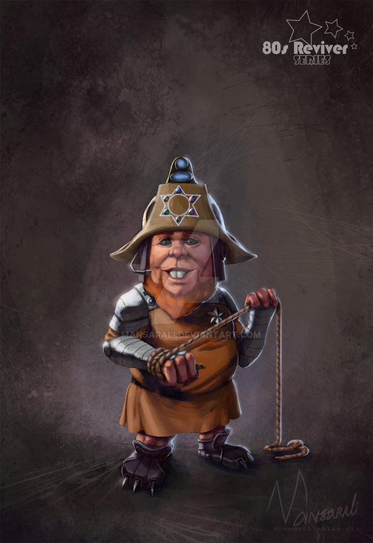 Bravestarr - Deputy Fuzz by mansarali
