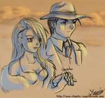FMA -Roy and Riza