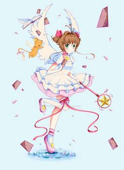 Card Captor Sakura fanart