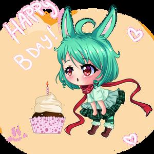 Happy Bday Starlipop!