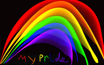 My pride by coolgyingman