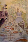 Alice in Wonderland - The Mad Hatter's Tea Party