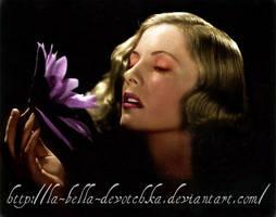 Joan Fontaine by La-Bella-Devotchka