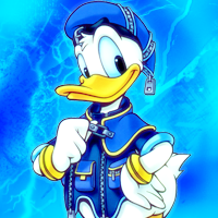 Donal Duck icon by Yayoi96