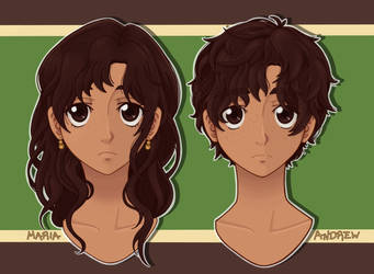 [REF SHEETS] Andrew and Maria Guzman