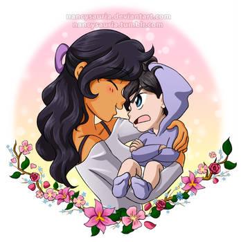 Aphmau and Zane by NancySauria
