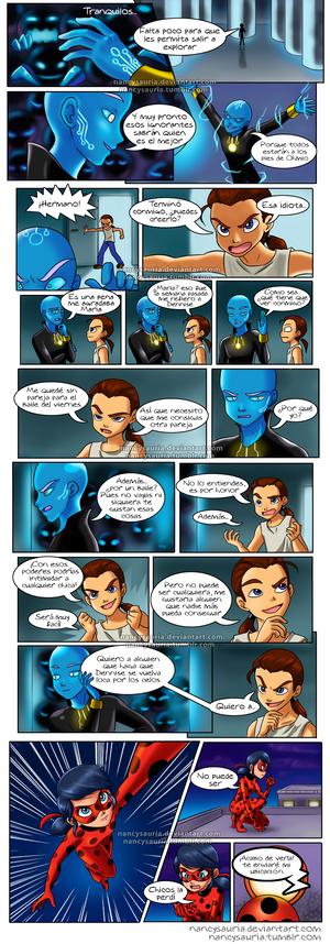 Cita con el destino (Teen Titans) MLB Parte 01