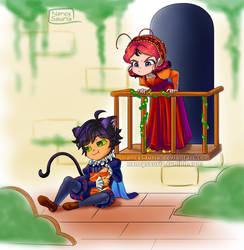 Romeo y Juelieta by NancySauria