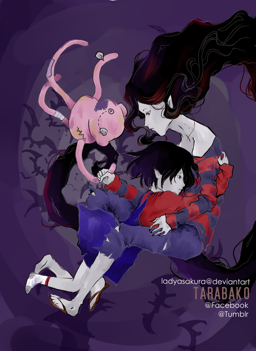 Remember me? (Marceline) by LadyAsakura