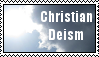 Christian Deism Stamp by Wuvu