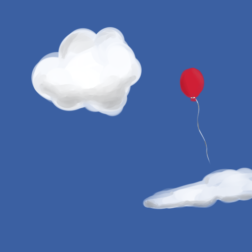 Balloons n 39 clouds by bronymike on deviantart for Silver cloud balloons