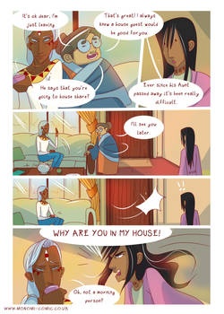 Monomi Chapter 4 - page 72