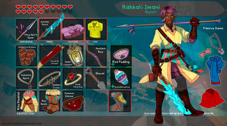 Rahkali - Senior Knight