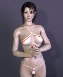 Skin Texture Test by masaomi