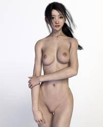 Artistic Nude by masaomi