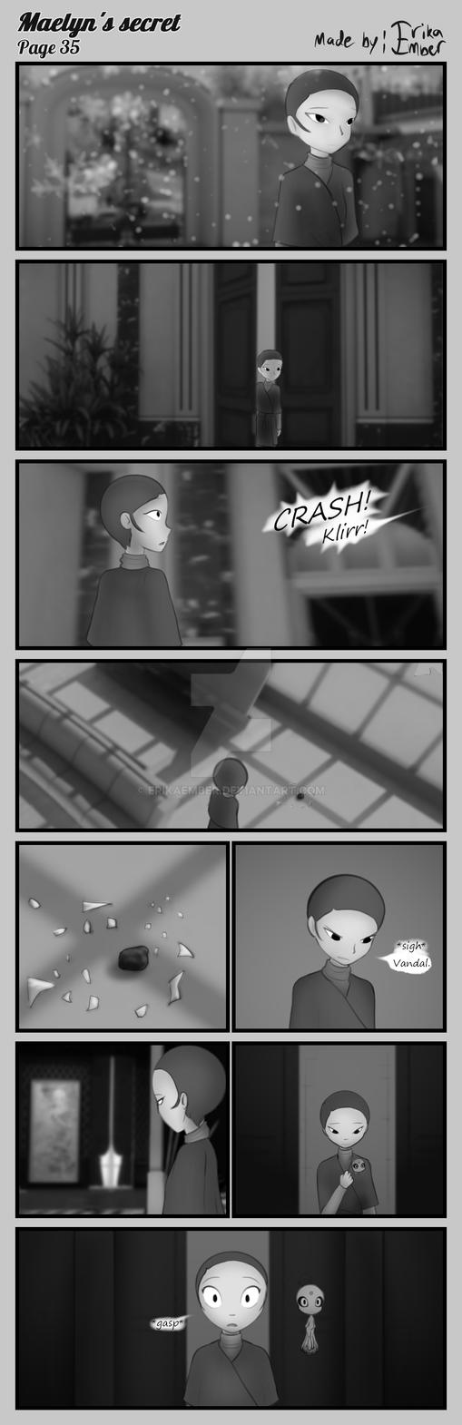 Maelyn's Secret - Page 35