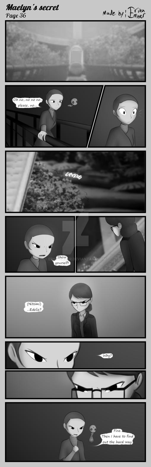 Maelyn's Secret - Page 36