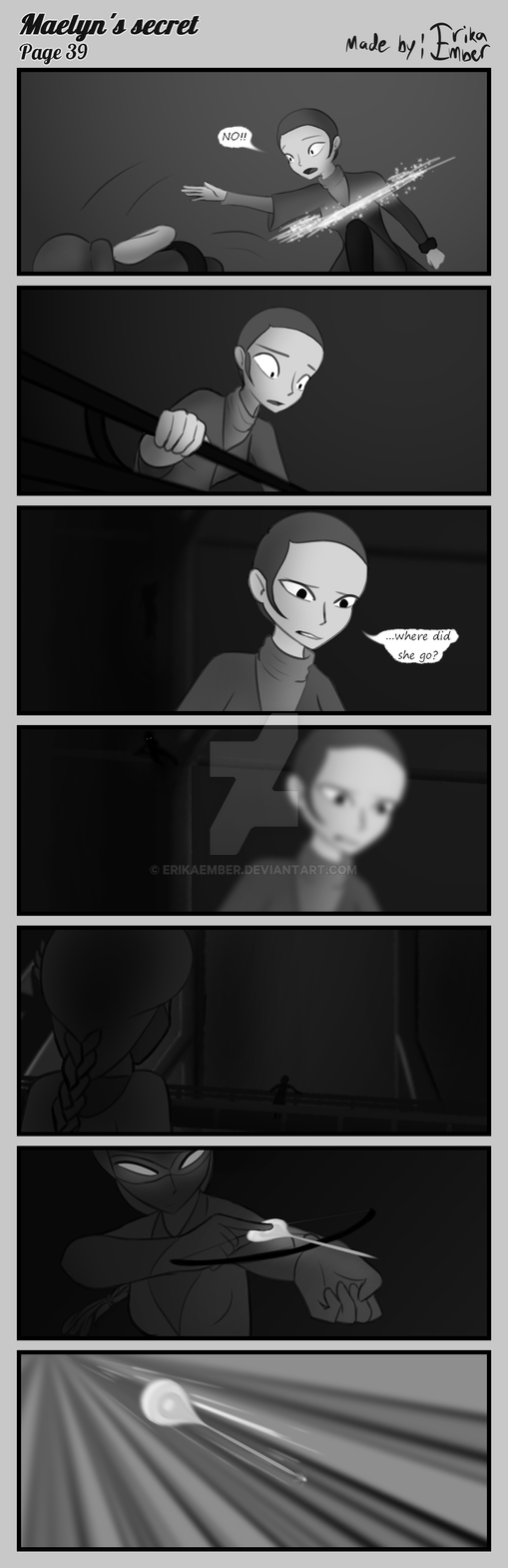 Maelyn's Secret - Page 39