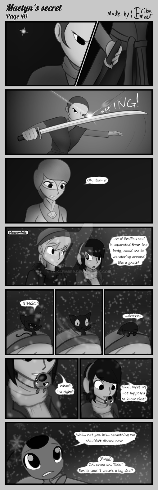 Maelyn's Secret - Page 40