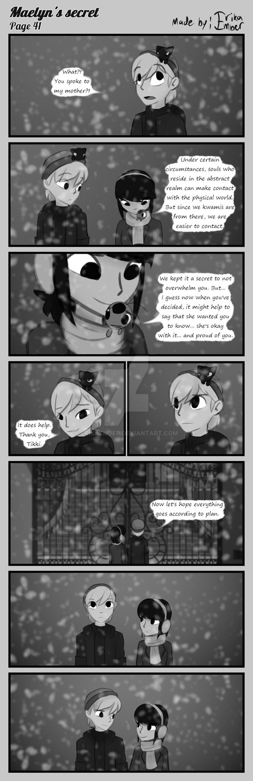 Maelyn's Secret - Page 41