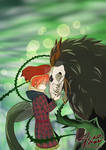 Thorns and Roses (Ancient Magus Bride) by ErikaEmber