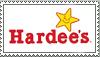 Hardee's Stamp by Atroxa
