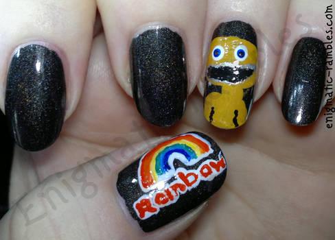 Zippy from Rainbow Nails