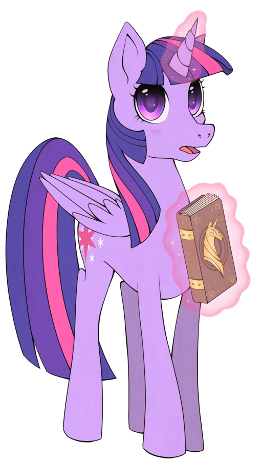 Adorkable Twilight by Stalkerpony