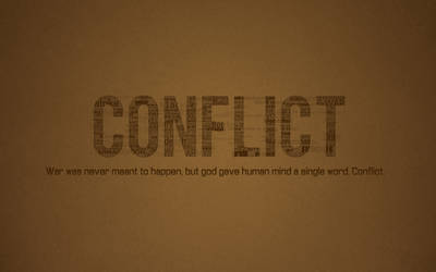 Conflict by Mystic-Majinbuu
