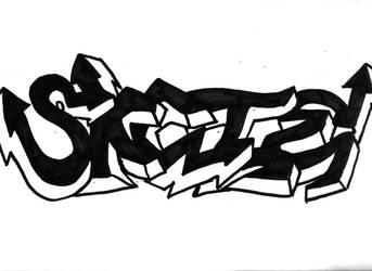 Graffiti 1 by Mystic-Majinbuu