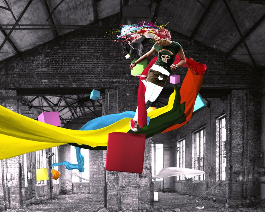 Colors by Mystic-Majinbuu