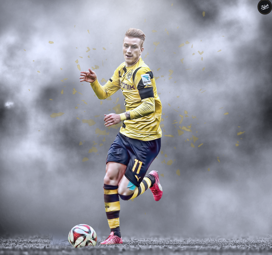Marco reus wallpaper by zafeeralikhan on deviantart marco reus wallpaper by zafeeralikhan voltagebd Images