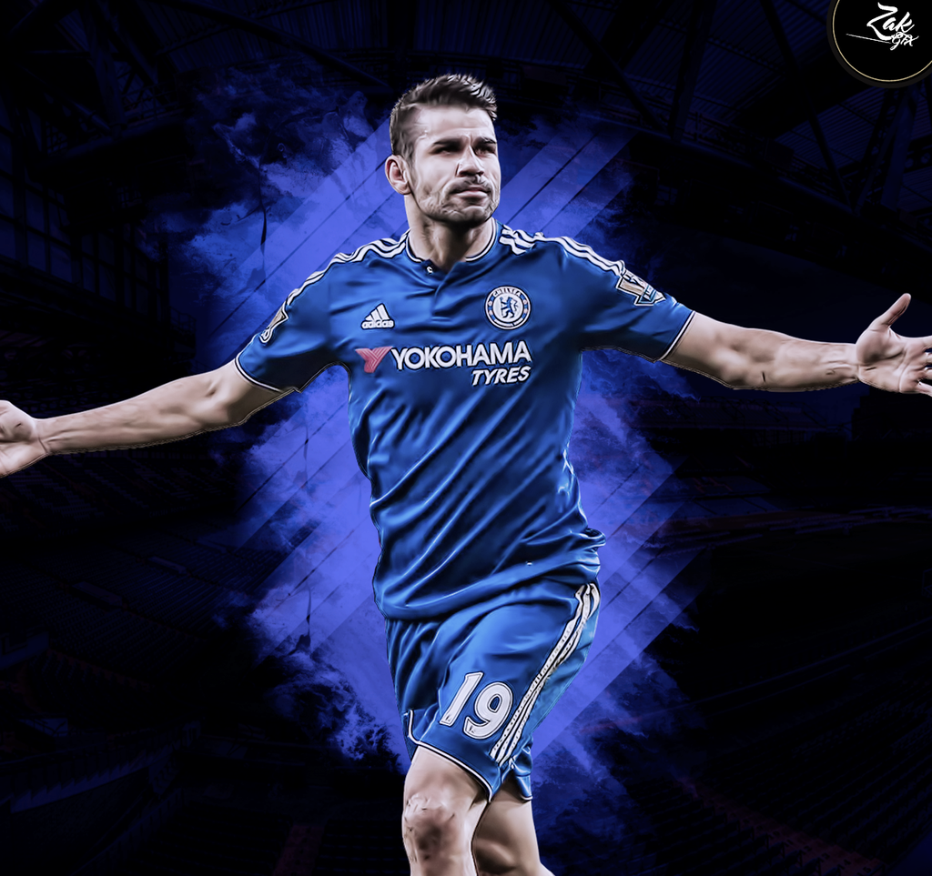 Diego Costa Wallpaper By Zafeeralikhan On Deviantart HD Wallpapers Download Free Images Wallpaper [1000image.com]