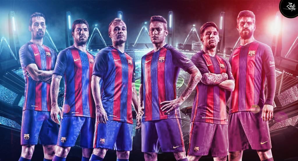 FC Barcelona Wallpaper By Zafeeralikhan