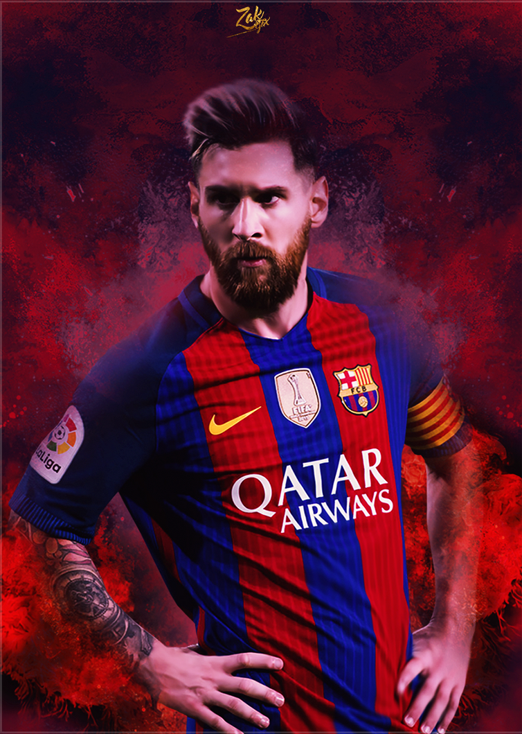 Leo Messi Wallpaper By Zafeeralikhan