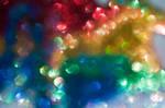 Glitter Bokeh Stock 2