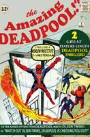 Deadpool Meets the Fantastic Four!
