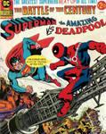 Deadpool vs Superman!