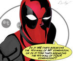 A Philosophical Question Featuring Deadpool