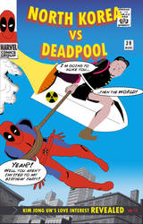 Deadpool vs North Korea