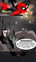 SPIDER-MAN VS DEADPOOL PG 6 (Featuring Batman) by ProjectCornDog